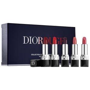 Dior rouge lipsticks matte  💄